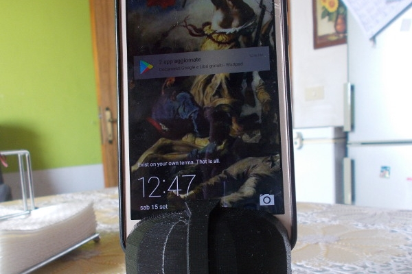 Stand porta Iphone Star Wars Darth Vader