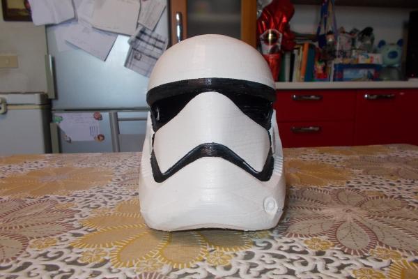 Testa Stormtrooper Star Wars