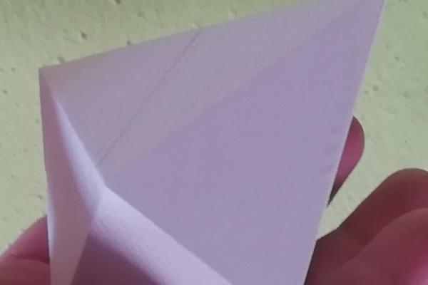 Oggetto in PLA